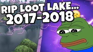 🔴LIVE CUBE CAM! RIP LOOT LAKE in Season 6! (Fortnite Battle Royale)