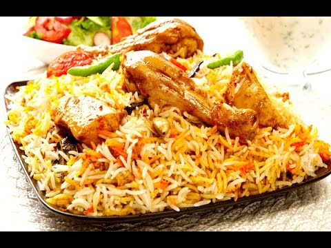 Perfect Chicken Dum Biryani Recipe Video Hyderabadi Chicken Dum