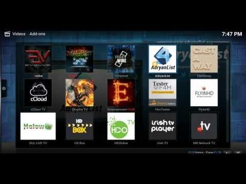 Watch 200+ Netherlands HD Live TV IPTV Channels with M3U JinBox List Add-On