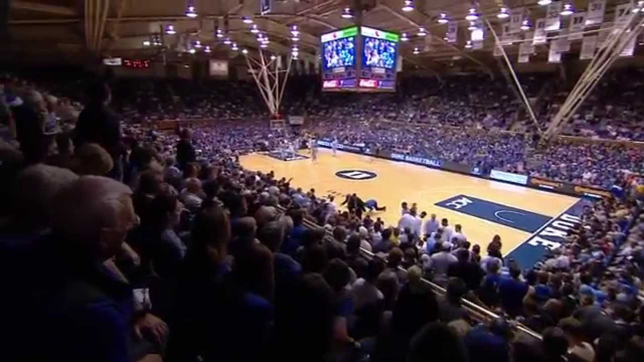 Cameron Indoor Stadium 75 Years 1515 YouTube