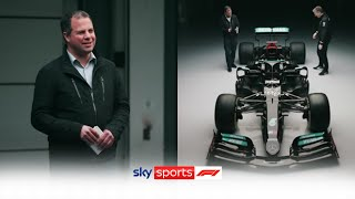 What's changed on the Mercedes car for the 2021 season? | Ted Kravitz discusses with James Allison