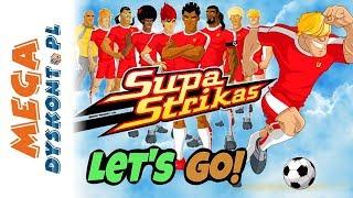 Supa Strikas ⚽ League Champions ⚽ Karty i album kolekcjonerski