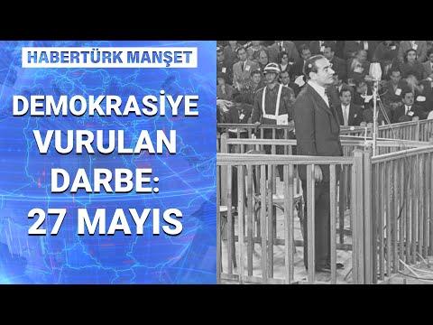 İlber Ortaylı 27 Mayıs Askeri Darbesini Habertürk'te Anlatıyor | Habertürk Manşet - 27 Mayıs 2020