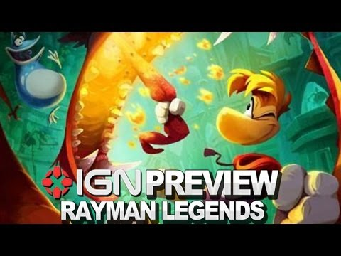 Rayman Legends Video Preview