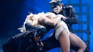 Britney Spears - Hold It Against Me (FFT Live From Anaheim) [Edit By BPProductions]
