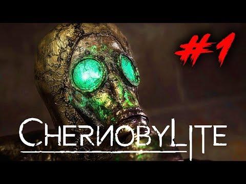 CHERNOBYLITE #1: THẢM HỌA HẠT NHÂN PHÁ HỦY THẾ GIỚI LOÀI NGƯỜI !!! Game sinh tồn siêu hot !!!