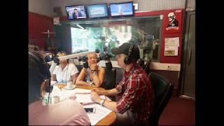 DALILA EN FM POP 101 5 SANTIAGO DEL MORO MAÑANAS CAMPESTRES