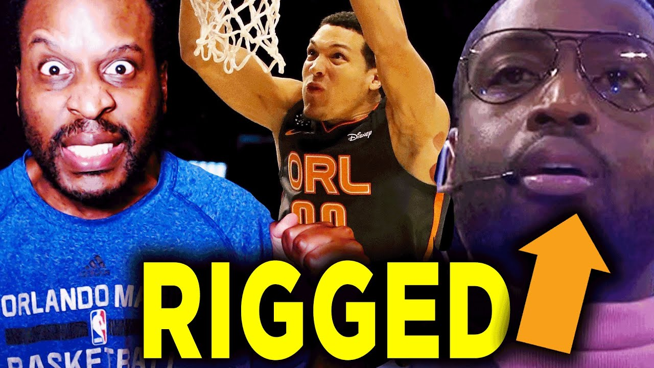 NBA Dunk Contest 2020: Aaron Gordon robbed of title by judges ...