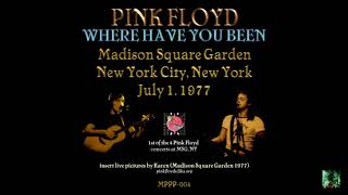 1977.07.01 - Where Have You Been - Pink Floyd