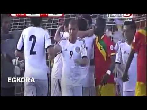 Remembering Egypt's win over Guinea in 2012 ذكرى فوز منتخب مصر على غينيا في 2012