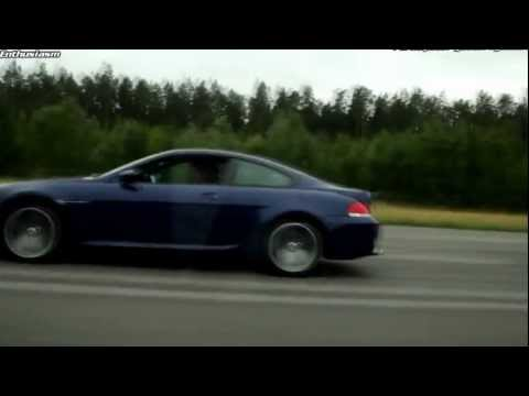 Audi RS5 Vs BMW M6 50-250 Kmh