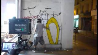 Smael Graffiti Carioca Artist