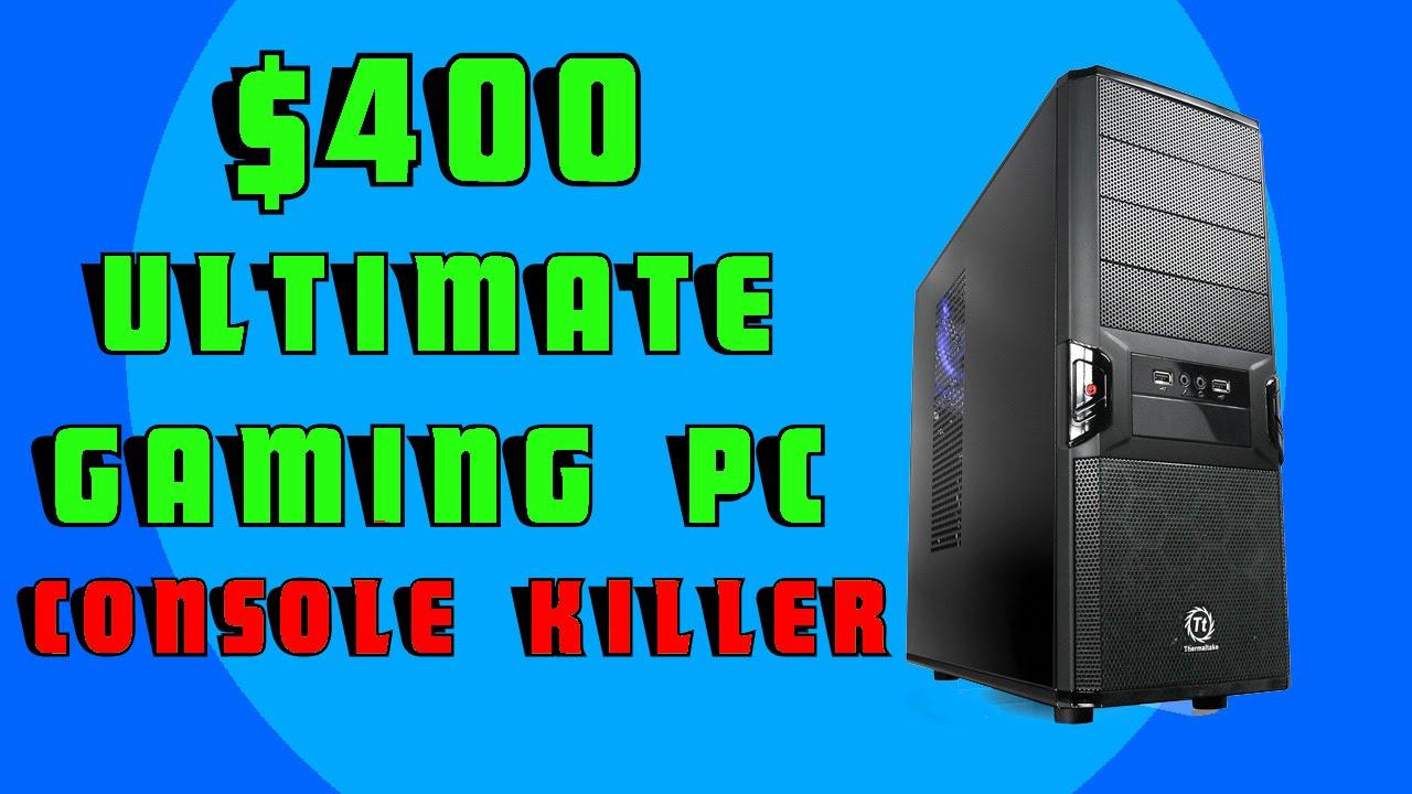 Ultimate Gaming Pc 2014