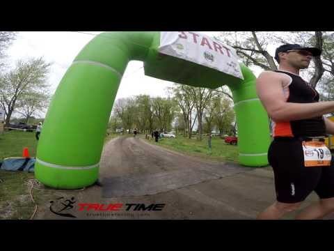 Omaha Duathlon 2016 Finish Line