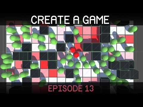 Unity Create a Game Series (E13. random spawning)