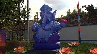 Фестиваль Мистическая Индия СПб 2017! Неоновая йога.