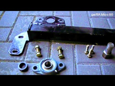 HOW TO INSTALL GEAR BOX STEERING STABILIZER DODGE RAM |UPGRADE FIX PITMAN ARM BRACE DEATH WOBBLE P/U