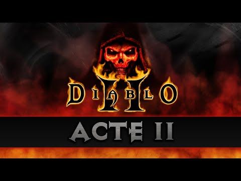 Vidéo d'Alderiate : [FR] ALDERIATE - DIABLO II LOD - 1.14D - NORMAL -  PALADIN - ACTE II