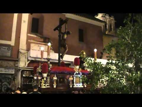 Buena Muerte (Hiniesta) Sevilla 2014 por plaza jesús de Pasión