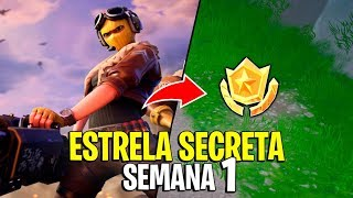 FORTNITE-SECRET STAR OF THE WEEK 1 SEASON 9!