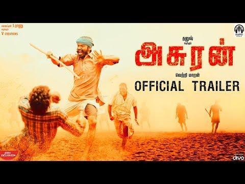 Asuran 2019 Movie Trailer Video Song Download HD | Mrhd