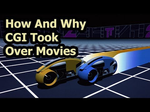 How And Why CGI Took Over Movies