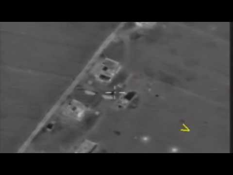 RAW: Moscow conducts 'massive precision' strikes on militants who downed Russian jet in Syria