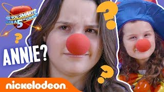 "Annie & Hayley Play ""Are You Smarter Than Le 5th Grader"" 