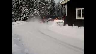 WRC Sweden 2013 Finnskogen 2