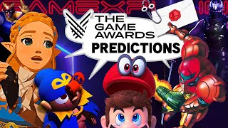 The Game Awards 2019 Predictions DISCUSSION (5th Smash DLC, BOTW 2, Metroid, Odyssey 2, & More!)