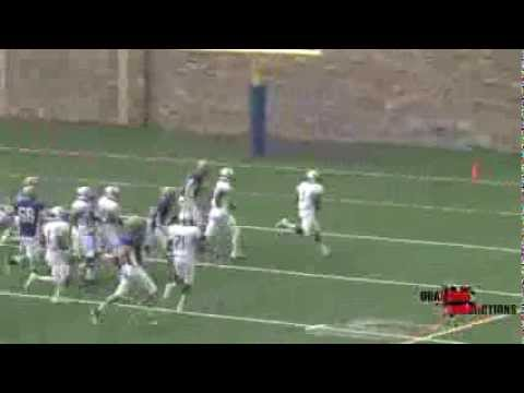#1 Troy Vincent Pick Six vs Loyola