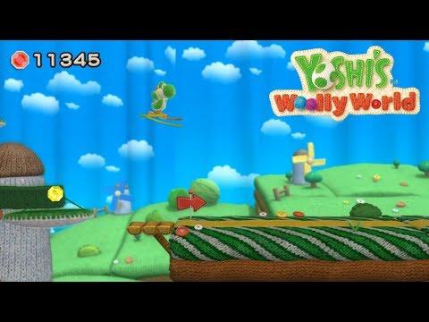 Cemu Emulator 1.11.2 | Yoshi's Woolly World [1080p] | Nintendo Wii U