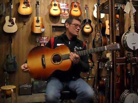 Merle's Music Interview Part 3- Acoustic