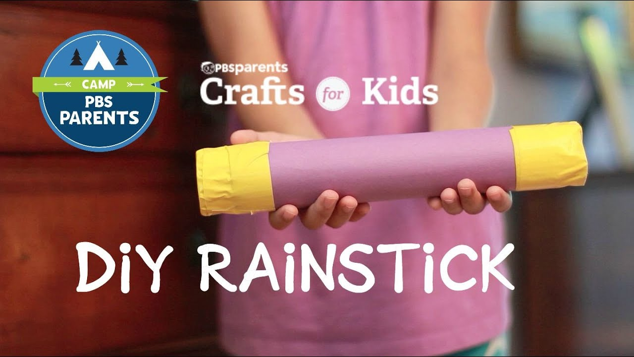 Preschool rain stick craft - Diy Rainstick Crafts For Kids Pbs Parents