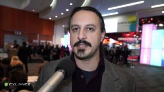 using automation to win the war on cybercrime cylance at rsa 2017