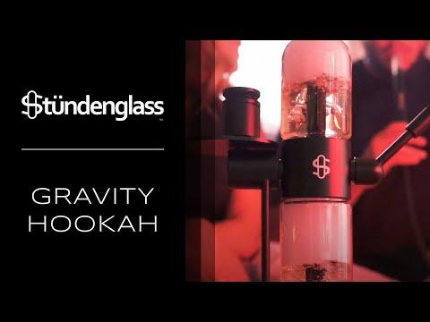 Stündenglass Gravity Hookah