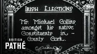 Michael Collins Aka Irish Elections (1922)