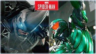 POR FIN EL BOSS MAS ESPERADO, RHINO Y SCORPION en Spiderman - Maxima dificultad #14 - WithZack
