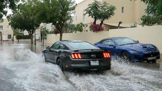 HUGE STORM IN DUBAI !!!