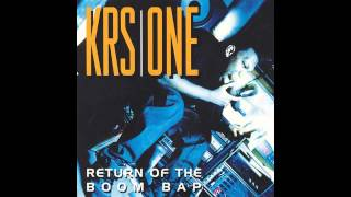 KRS One - Return of the Boom Bap Full Album 1993