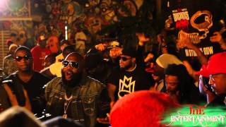 exclusive gucci mane respect me ft rick ross music video behind the scenes