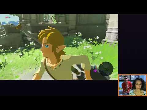 The Legend of Zelda: Breath of the Wild - Carol Joga Parte 1