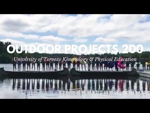 University of Toronto KPE ODP200 2018