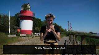 Villa cheminée / Tatzu Nishi / vidéo LSF