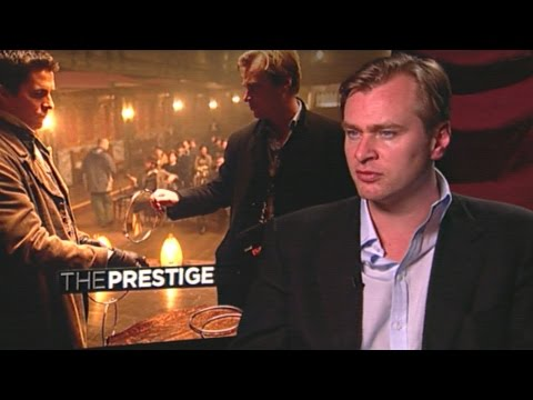 'The Prestige' Christopher Nolan Interview