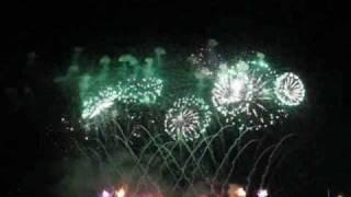 Lourdes Fireworks Group Qrendi 2010 -- Lejlet il-Festa - VINCERO