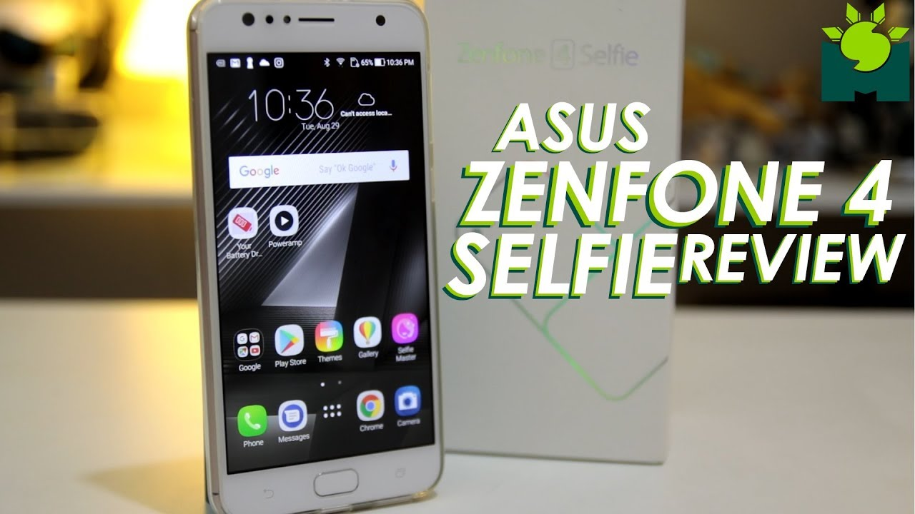a825416cfa Asus Zenfone 4 Selfie Review (ZD553KL) - YouTube