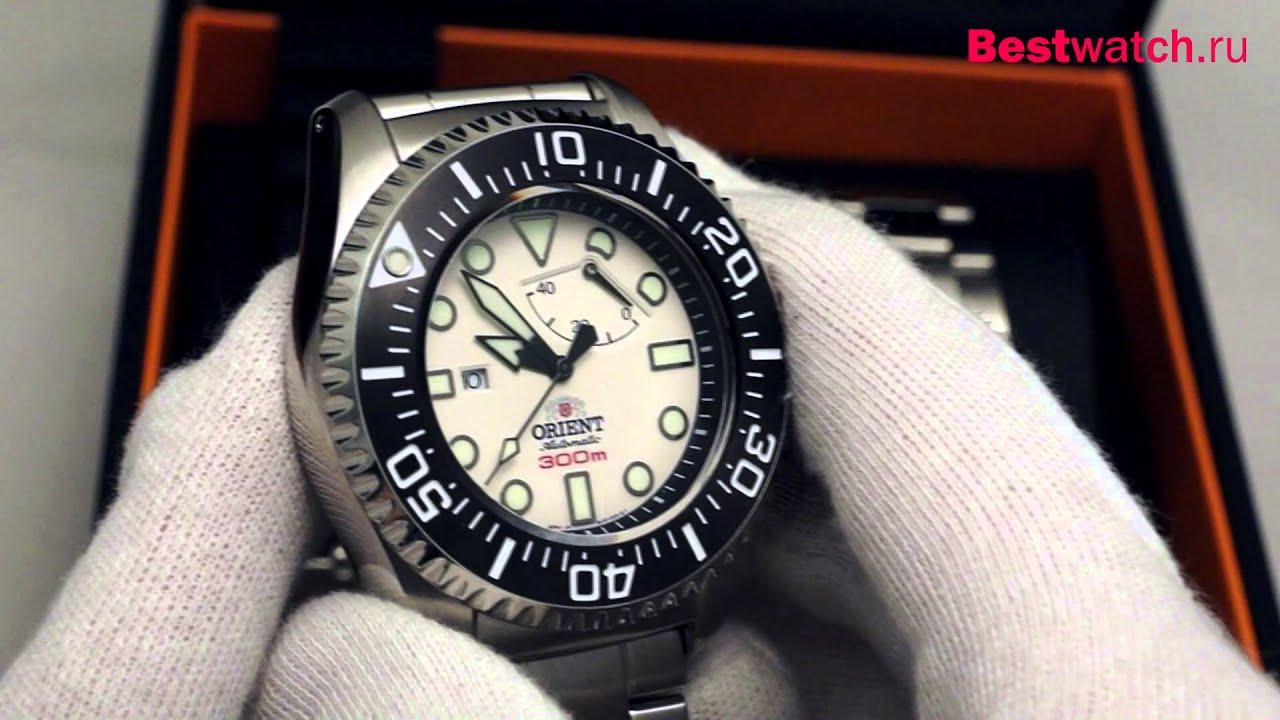 мужские часы ориент официальный магазин