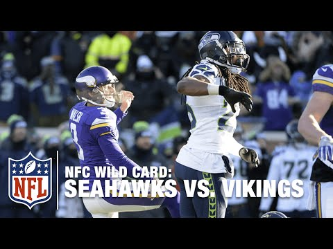 Vikings Announcer Goes Wild After Walsh