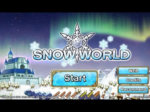 Snow World (Android Game)
